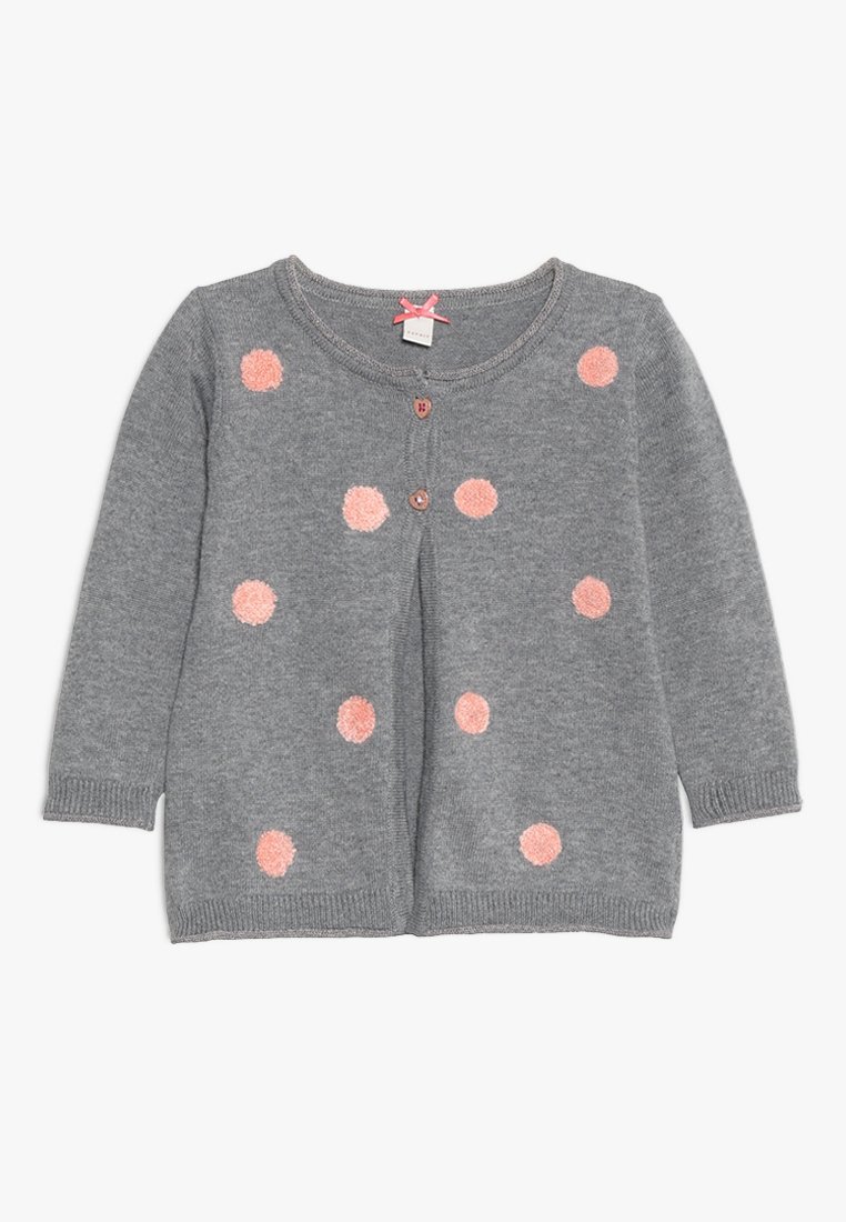 Esprit - BABY - Gilet - dark heather grey