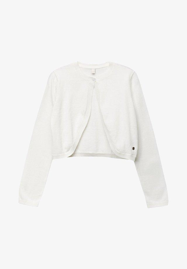 FASHION BOLERO - Vest - off white