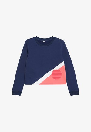 Sweatshirt - marine blue