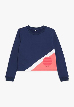Sweatshirt - marine blue