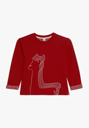 Sweatshirt - tibetan red