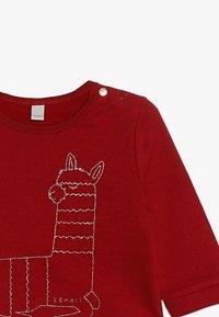 Esprit - BABY - Sweater - tibetan red - 3