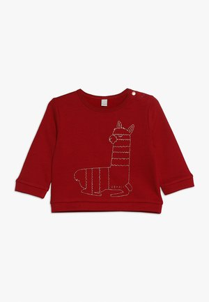 BABY - Sweater - tibetan red