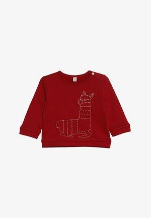 BABY - Sweatshirt - tibetan red