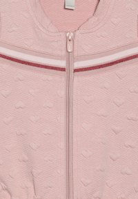 Esprit - CARD BABY - Mikina na zip - light blush - 3