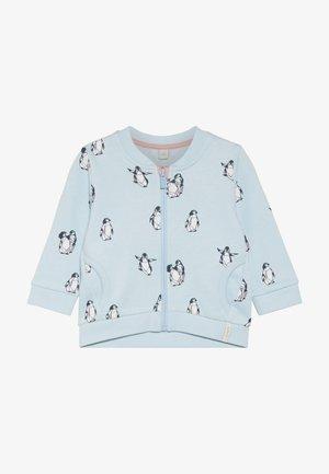JACKET BABY - Zip-up hoodie - ice blue