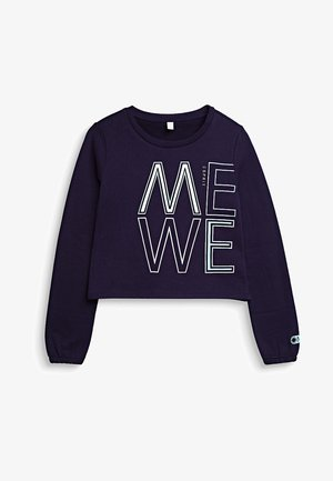 Sweater - night blue