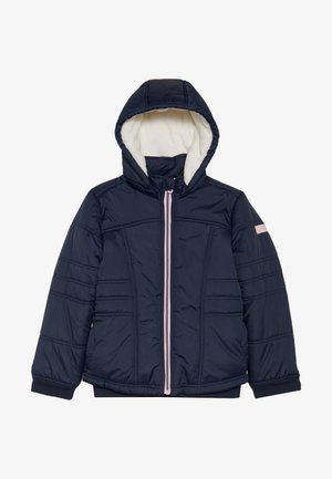 Zimní bunda - deep indigo