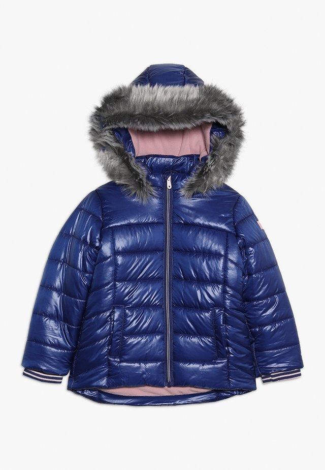 Talvitakki - marine blue