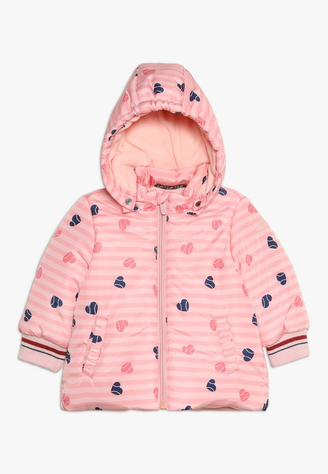 OUTDOOR JACKET BABY - Chaqueta de invierno - tinted rose
