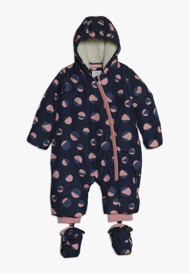 OVERALL SNOW BABY - Skipak - indigo