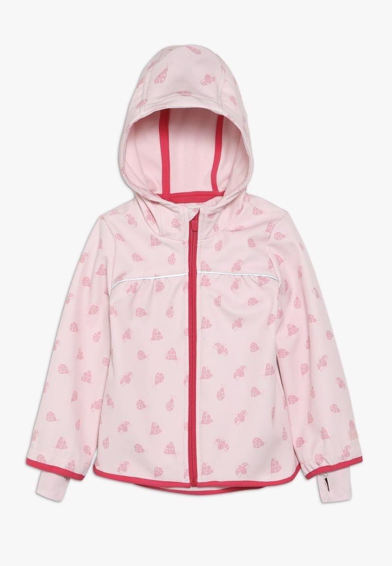 Esprit - OUTDOOR JACKET - Summer jacket - light pink
