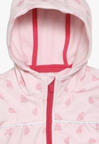 Esprit - OUTDOOR JACKET - Summer jacket - light pink - 4
