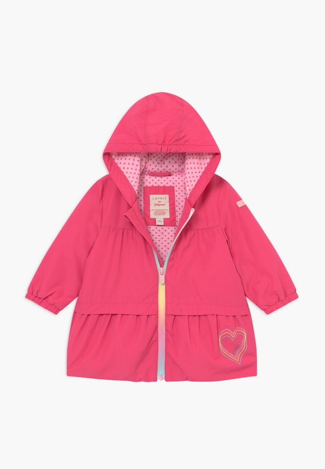 BABY - Parkas - candy pink