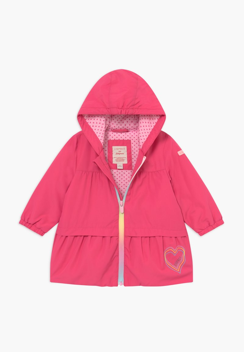 Esprit - BABY - Parka - candy pink