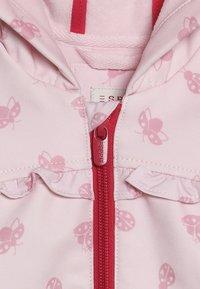 Esprit - OUTDOOR JACKET BABY - Overgangsjakker - light pink - 4