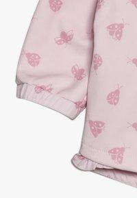 Esprit - OUTDOOR JACKET BABY - Overgangsjakker - light pink - 2