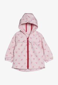 Esprit - OUTDOOR JACKET BABY - Overgangsjakker - light pink - 3