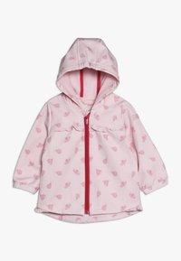 Esprit - OUTDOOR JACKET BABY - Overgangsjakker - light pink - 0