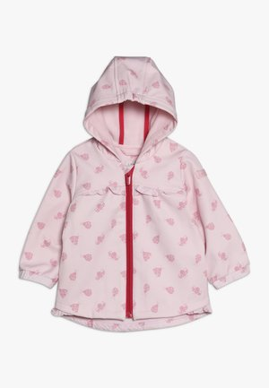 OUTDOOR JACKET BABY - Välikausitakki - light pink