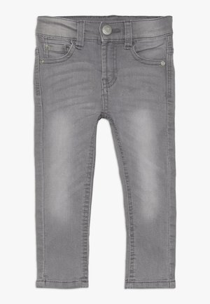 PANTS - Džíny Slim Fit - mid grey denim