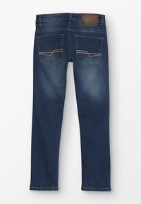 Esprit - PANTS - Jeans Slim Fit - medium wash denim - 1