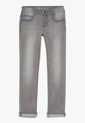 DIVERS - Slim fit jeans - grey denim