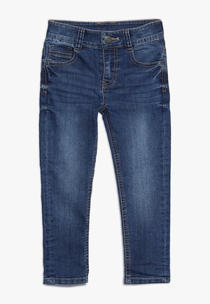 DIVERS  - Jeans Skinny Fit - medium wash denim
