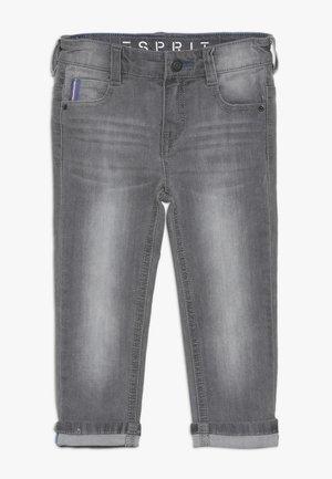DIVERS  - Jeans slim fit - grey denim