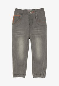 Esprit - PANTS BABY - Relaxed fit jeans - light grey denim - 2