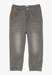 Esprit - PANTS BABY - Relaxed fit jeans - light grey denim - 0