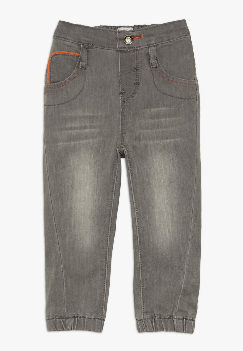 Esprit - PANTS BABY - Relaxed fit jeans - light grey denim