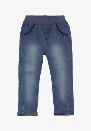 PANTS BABY - Jeansy Relaxed Fit - medium wash denim