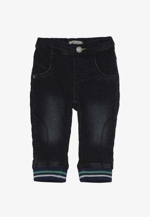PANTS BABY - Trousers - dark indigo denim