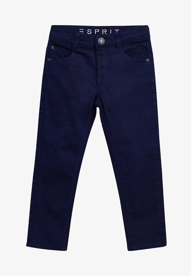 Esprit - Jeans Straight Leg - marine blue