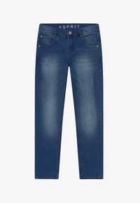 Esprit - Slim fit jeans - light indigo denim - 2