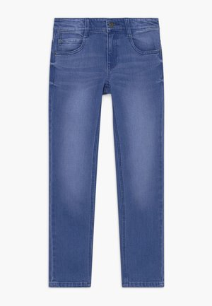 Slim fit jeans - bright blue denim