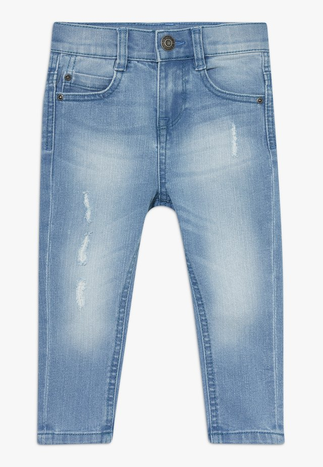 Jeans Slim Fit - light indigo denim