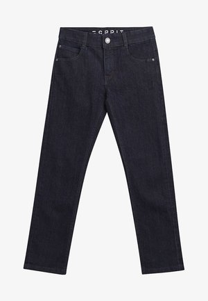 FASHION - Straight leg jeans - dark indigo