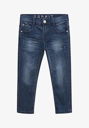 Jeans Straight Leg - bleached denim