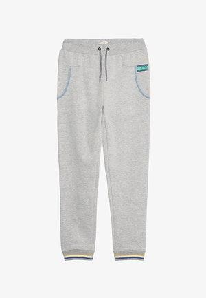 Teplákové kalhoty - heather silver