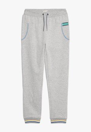Pantaloni sportivi - heather silver