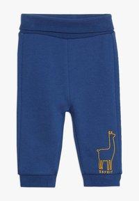 Esprit - PANTS BABY - Pantalones - indigo - 0