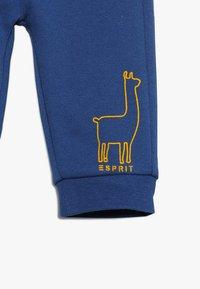 Esprit - PANTS BABY - Pantalones - indigo - 4