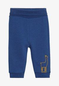 Esprit - PANTS BABY - Pantalones - indigo - 3