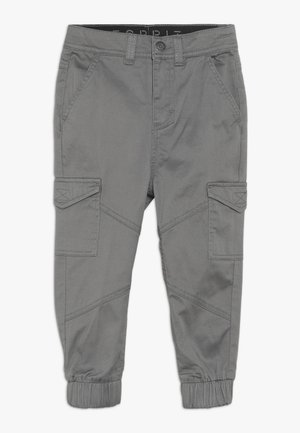 PANTS - Cargobroek - grey
