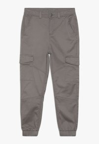 Esprit - PANTS - Cargo trousers - grey - 0