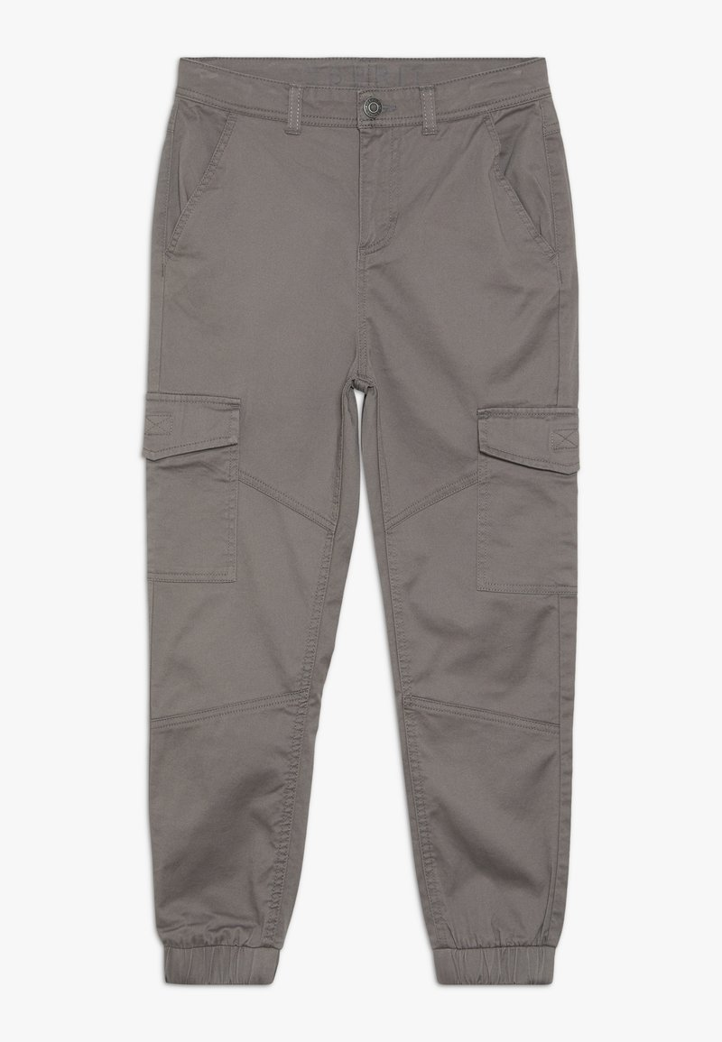 Esprit - PANTS - Cargo trousers - grey