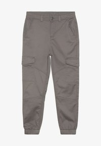 Esprit - PANTS - Cargo trousers - grey - 2