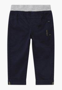 Esprit - WOVEN  BABY - Kalhoty - midnight blue - 0
